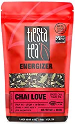 Image of the product Tiesta Tea Chai Love that is listed on the catalogue brand of Tiesta Tea. This item has been rated with a 5.0 scores over 5