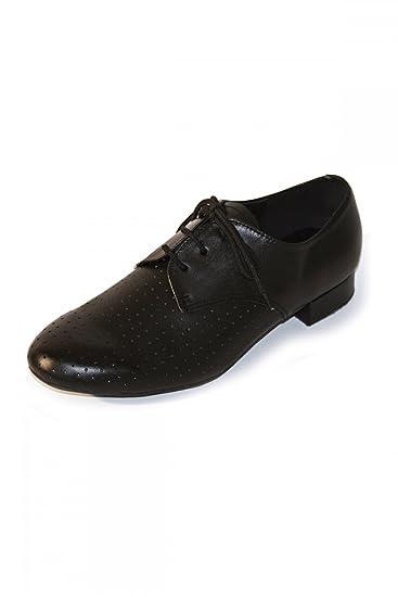 Roch Valley , Damen Tanzschuhe schwarz schwarz, schwarz - schwarz - Größe: 43 EU Eur Erwachsene
