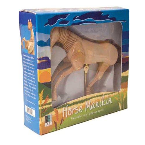 Art Alternatives Wooden Manikin Horse 8 Inch