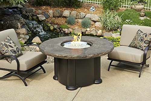Outdoor GreatRoom 48 in. Colonial Fire Pit Table