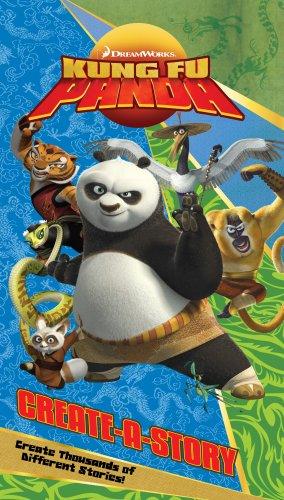 Download Kung Fu Panda Create-A-Story pdf
