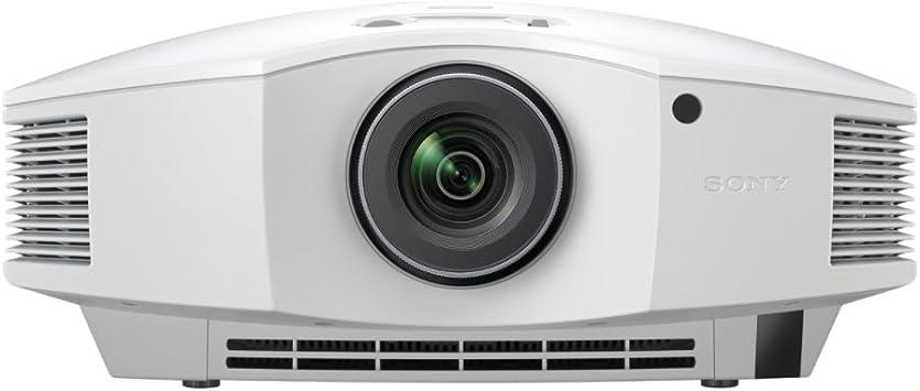 Sony VPL HW40ES/W - Proyector SXRD - 3D - 1700 l: Amazon.es ...