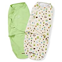 Organic Baby Swaddle Blanket (3 pack) Best Soft Cotton Muslin for Girl and Boy