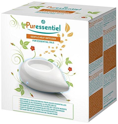 PURESSENTIEL DIFFUSEUR Blanc  Chleur Douce pour Huiles Essentielles (1 diffuseur)