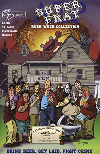 Super Frat: Rush Week Collection #1 VF/NM ; Silent Devil comic book