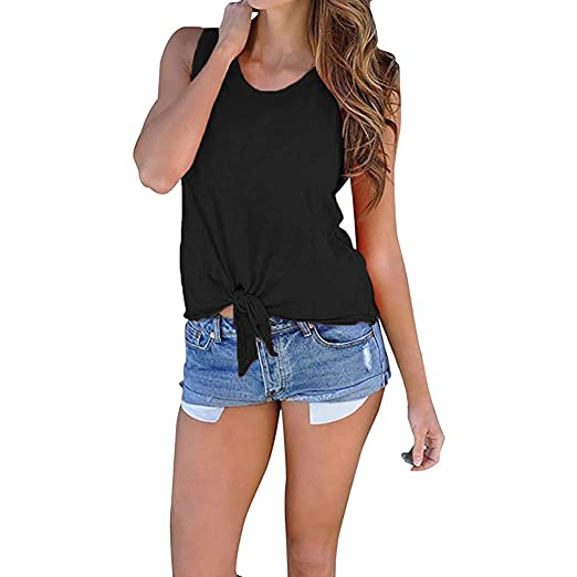 b589ef8661614 Luonita Womens Maternity Top T-Shirt Solid Bow Tie Short Sleeve Pregnancy  Cloth Black