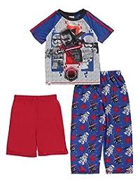 "Lego Star Wars Little Boys' ""Lego Kylo Ren"" 2-Piece Pajamas"