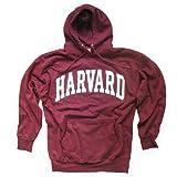 Harvard University Hoodie, Officially Licensed Hooded Sweatshirt M