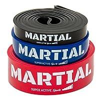 Resistance Band - perfekte Fitnessbänder & Rubber Band für effektives...