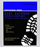 FixtureDisplays 24'' X 30'' DIRT CATCHER SUPER STICKY MAT REFILL 15 SHEET REFILL PAD 17102
