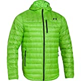 Under Armour Men's UA Storm ColdGear Infrared Turing Hooded Jacket Extra Large GECKO GREEN