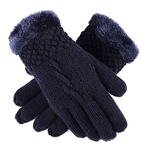 Cable Knit Mitt - 8