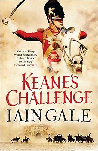 Book Keane's Challenge