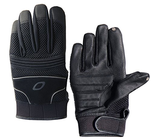 Olympia Sports Women's Touch Screen Gloves (Black, Medium) (Gel Olympia)