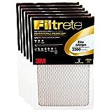 16x20x1 3M Filtrete Elite Allergen Filter (6-Pack)