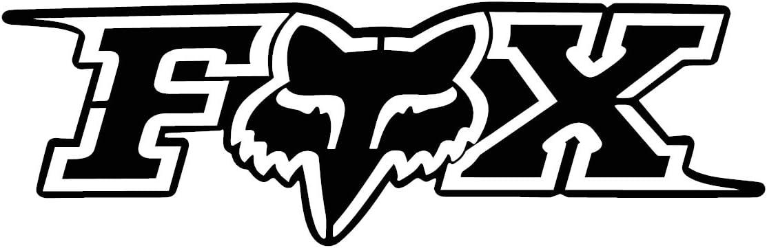 Autoaufkleber Für Fox Rennauto Baumarkt