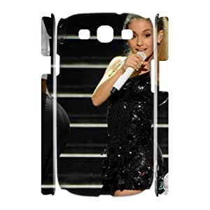 LGLLP Ariana Grande Phone case For Samsung Galaxy S3 I9300