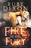 Fire in His Fury: A Post-Apocalyptic Dragon Romance (Fireblood Dragons)