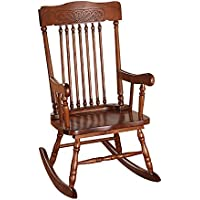 ACME Furniture 59218 Kloris Youth Rocking Chair, Tobacco