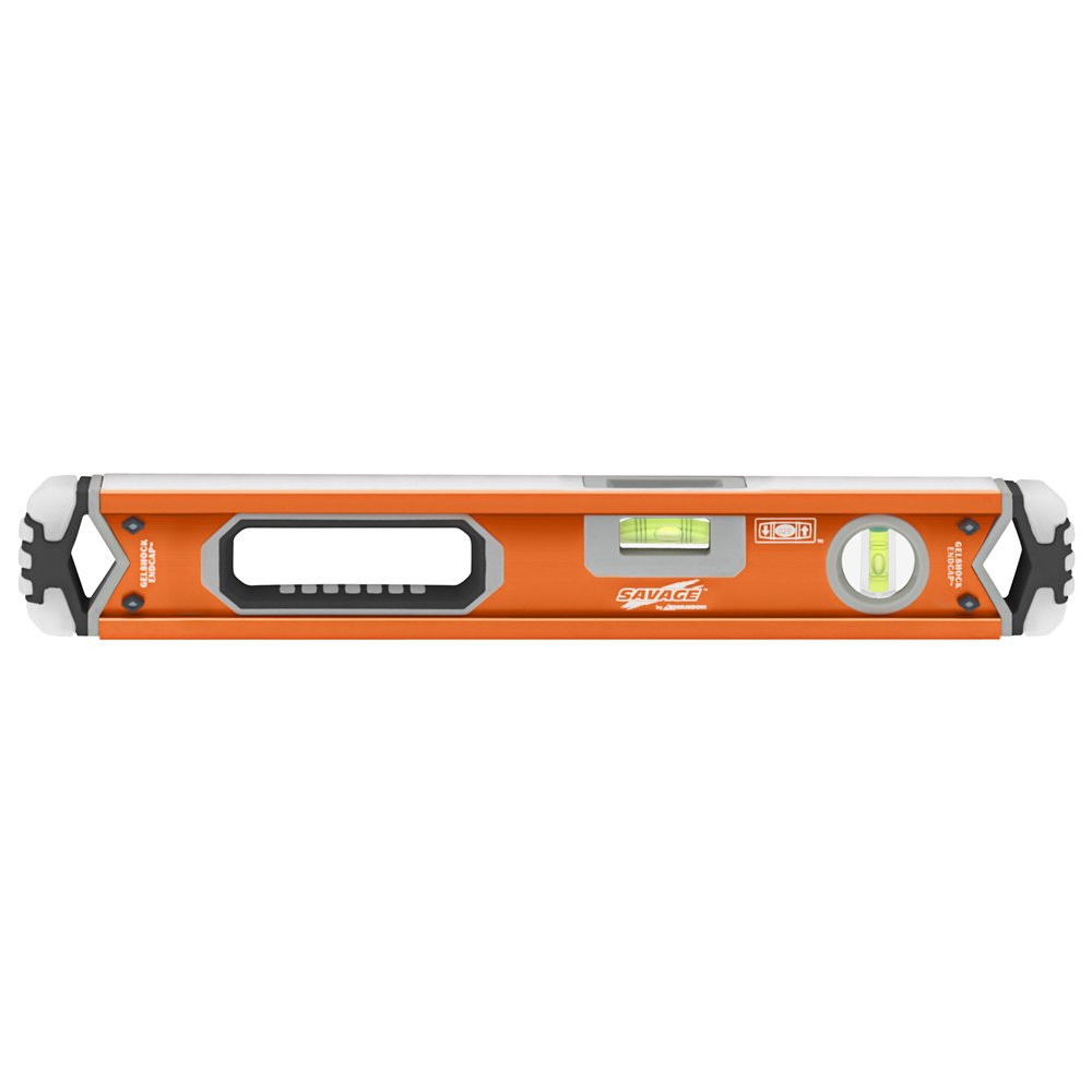 Swanson SVB180 18-Inch Savage Professional Box Beam Level with Gel End Cap