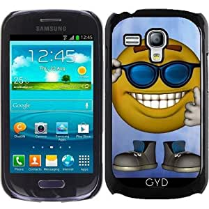 Funda para Samsung Galaxy S3 Mini (GT-I8190) - Sr. Guay by Brian Raggatt
