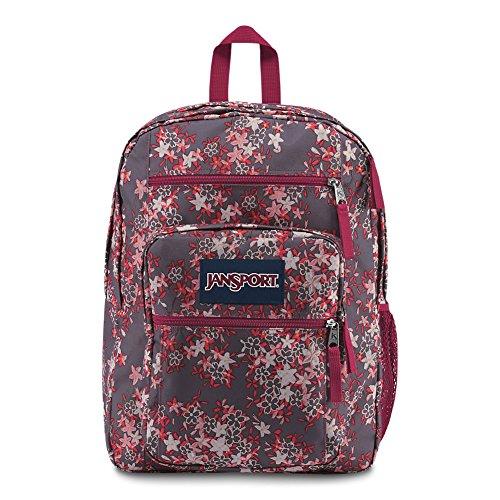 (JanSport Big Student Backpack - Folk Floral - Oversized )