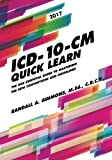 ICD-10-CM Quick Learn (Quick Learn Guides)