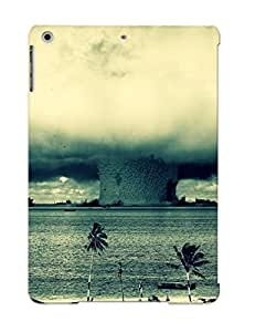 Ellent Design Explosions Nuclear Bombs Bikini Atoll Phone Case For Ipad Air Premium Tpu Case For Thanksgiving Day's Gift