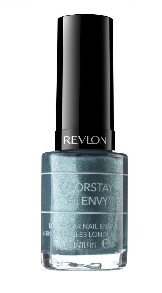 Amazon.com: Revlon ColorStay Gel Envy Longwear Nail Enamel, Sky\'s ...