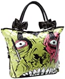 Iron Fist Bags Zombie Chomper IFLPUR10893SMU Shoulder Bag,Lime,One Size, Bags Central