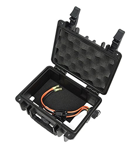 Elephant K095 Custom Made Kayak Battery Box, Boat Waterproof Battery Case for Powering GPS, Fish Finders, Led Lights, Aerator Pump and More. by Elephant Cases (Image #6)