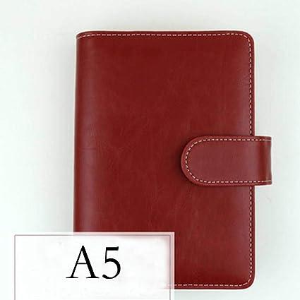 BJBCH A5 A6 Agenda Cuaderno Personal Cuaderno Planificador ...