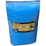 """Classic Bonded Filter Roll - 12"""" by 72"""" by .75"""" - Perfect Replacement for Marineland Bonded Filter Pads Aquarium Prefilter Media - Made In USA"""