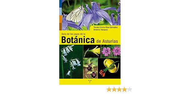 Guía de la joyas de la botánica de Asturias Asturias Libro a Libro 2ª época: Amazon.es: Díaz González, Tomás Emilio, Vázquez, Antonio: Libros