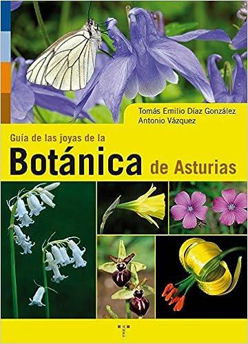 Amazon.com: Guía de las joyas de la botánica de Asturias ...