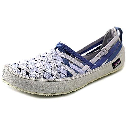 Patagonia Women's Advocate Lattice Slip-on Fashion Sneaker,Light Tailored Grey,8 M US