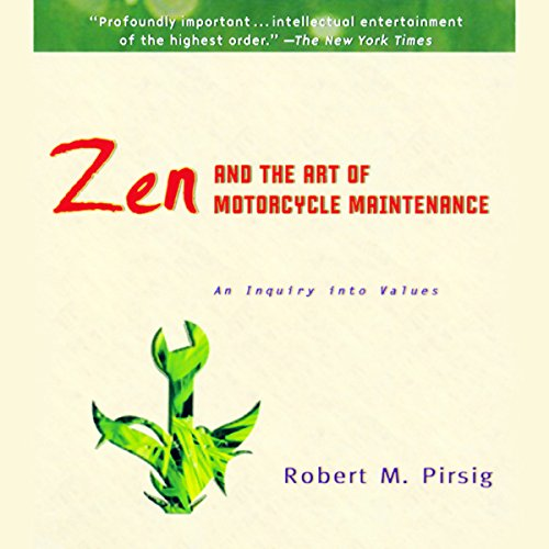 Zen and the Art of Motorcycle Maintenance Audiobook [Free Download by Trial] thumbnail