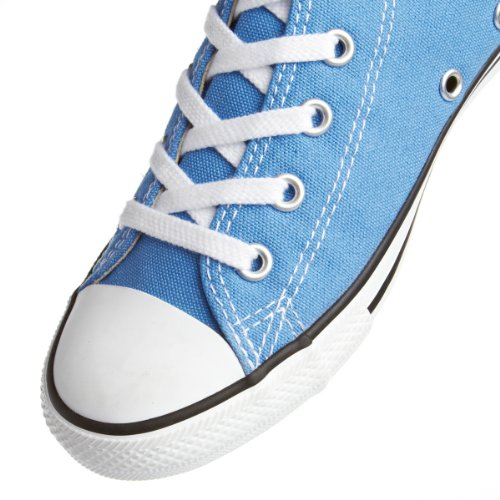 Mujer Leather Femme Zapatillas Mid As Dainty Azul Converse q7gTY4T