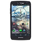 Pantech Perception ADR930 Verizon 4G LTE 4.8'' Android Smartphone - Black (Certified Refurbished)