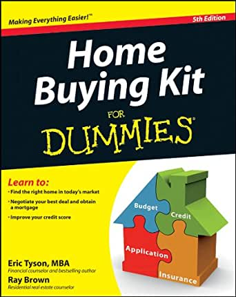 Amazon.com: Home Buying Kit For Dummies eBook: Eric Tyson, Ray ...