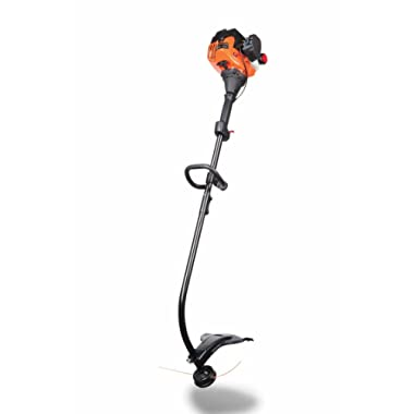 Remington RM2510 Rustler 25cc 2-Cycle 16-Inch Curved Shaft Gas String Trimmer