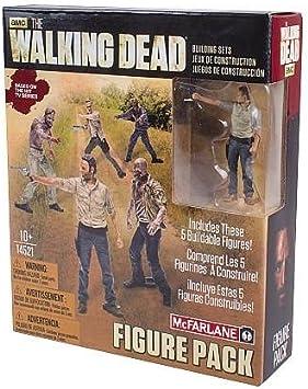 from FIGURE PACK 1 THE WALKING DEAD MCFARLANE SWAMP WALKER