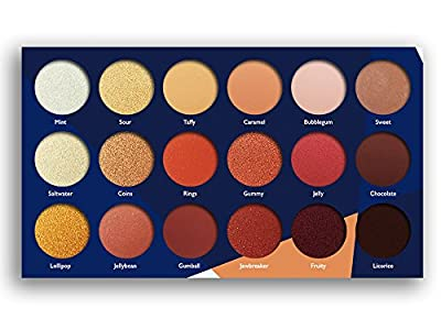 18 Super Pigmented - Top Influencer Professional Eyeshadow Palette all finishes, 5 Matte + 9 Shimmer + 4 Duochrome - Buttery Soft, Creamy Texture, Blendable, Long Lasting Stay