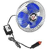 Pit Bull CHIF00100 6-Inch Car Fan 2 Speed