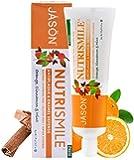 JASON 草本牙膏119g(肉桂橙味)(进口)