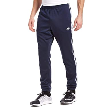 16e4da8d Nike Mens Pant Navy Tribute Tracksuit Bottoms Track Pant Black New 678637  451 (Small)
