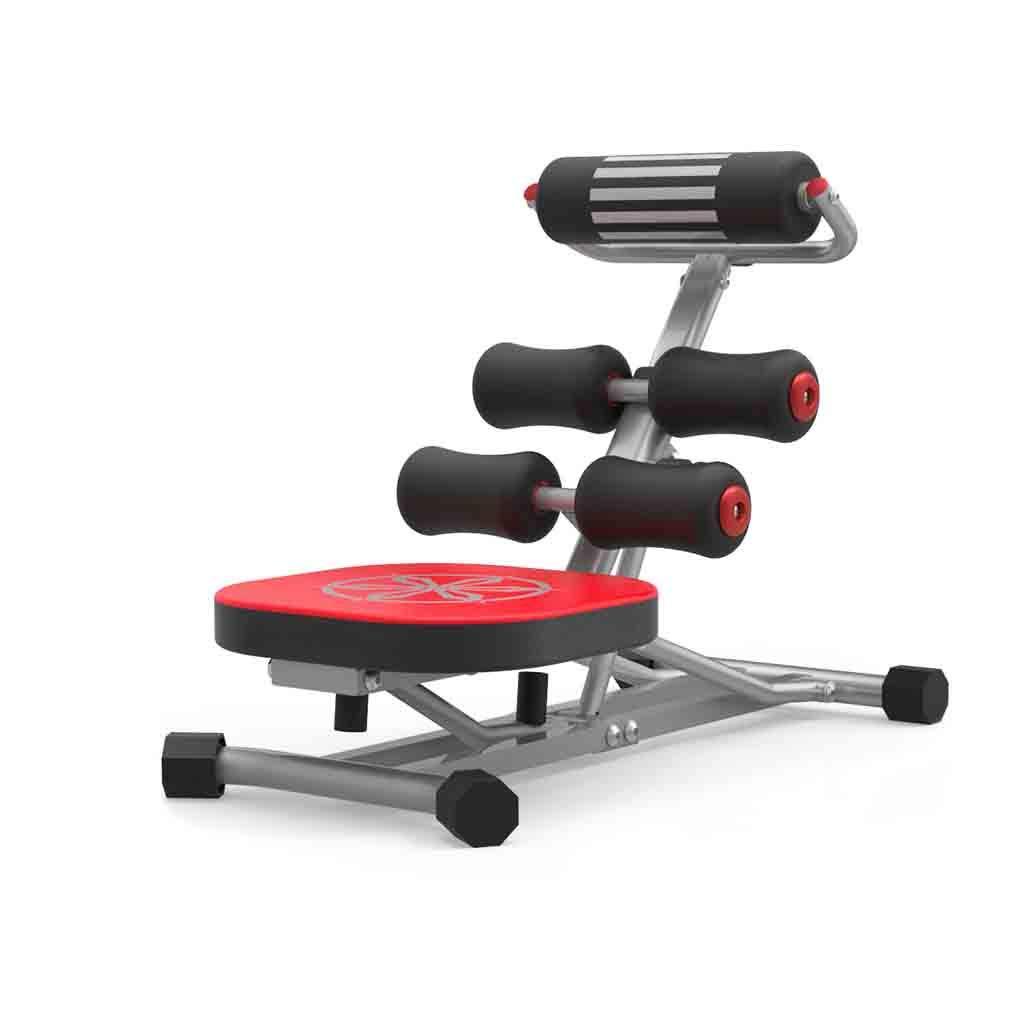 Schwerkrafttrainer Abdominal vielseitige Sit-up-Board Fitnessgeräte nach Hause Bauchbrett