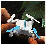 Wifi RC Quadcopter Rukiwa 2.4GHz 4CH 6-Axis Gyro 3D UFO Drone FPV WIFI Nano Camera