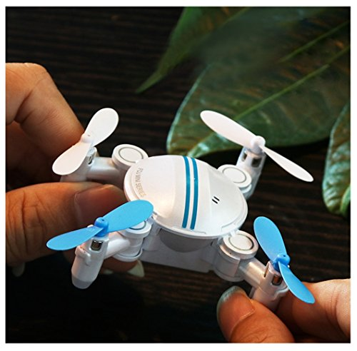 Wifi RC Quadcopter Rukiwa 2.4GHz 4CH 6-Axis Gyro 3D UFO Drone FPV WIFI Nano Camera by rukiwa