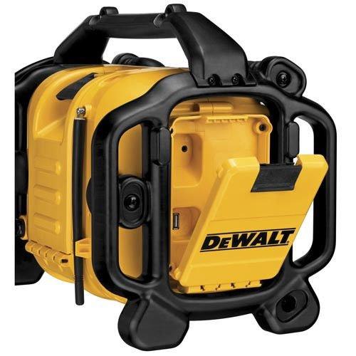 DEWALT DCR015 12V/20V MAX Worksite Charger Radio by DEWALT (Image #4)